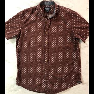 EUC AE Seriously Soft Short Sleeve Shirt XLT
